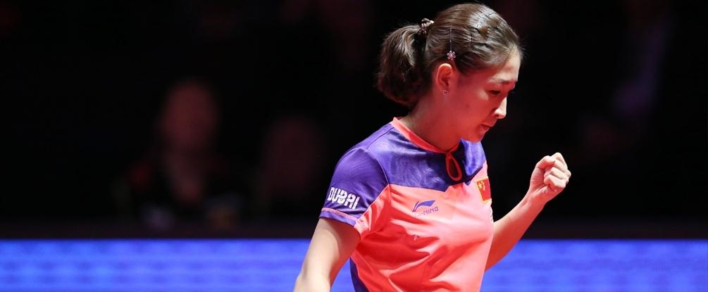 La Chinoise Liu Shiwen de retour au sommet du classement mondial