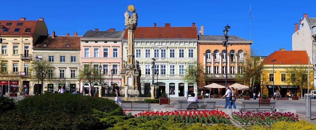 La ville hongroise de Szombathely