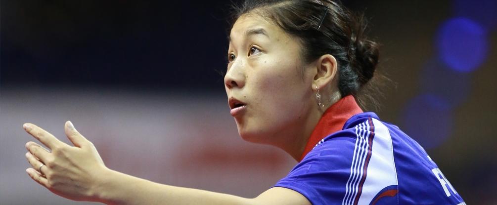 La Française Li Xue