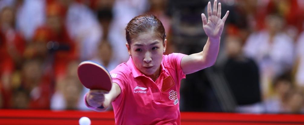 La Chinoise Liu Shiwen