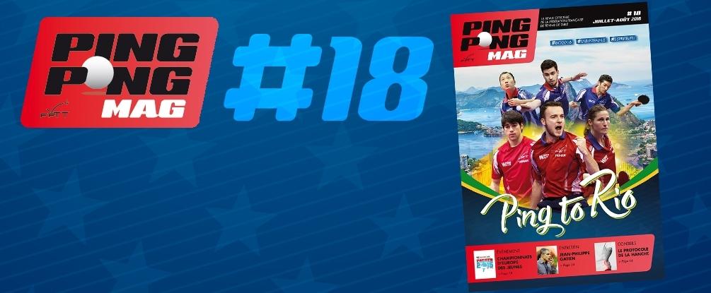Ping Pong Mag n°18