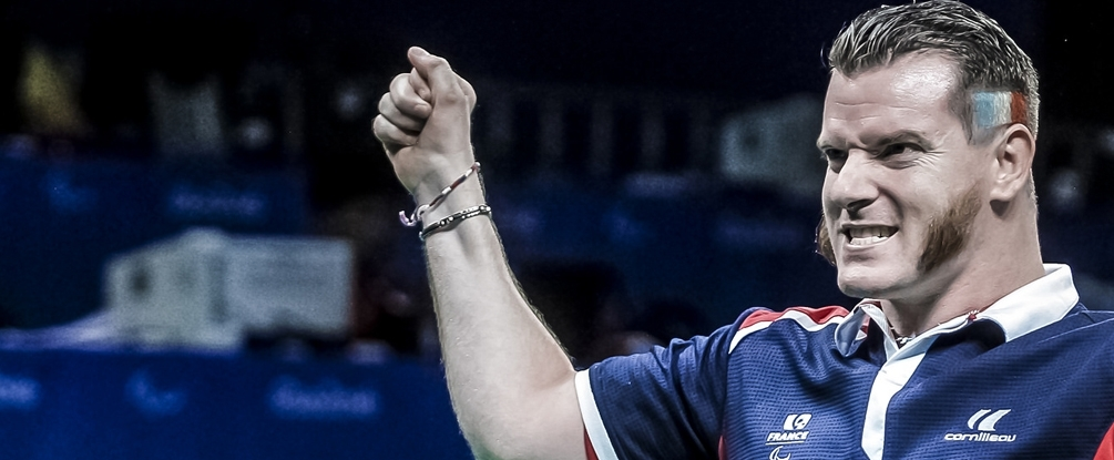 Florian MERRIEN  ©credit photo : ITTF