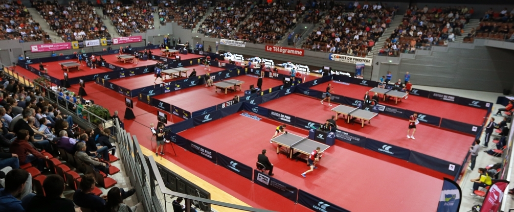 Les championnats de France 2016 à Brest
