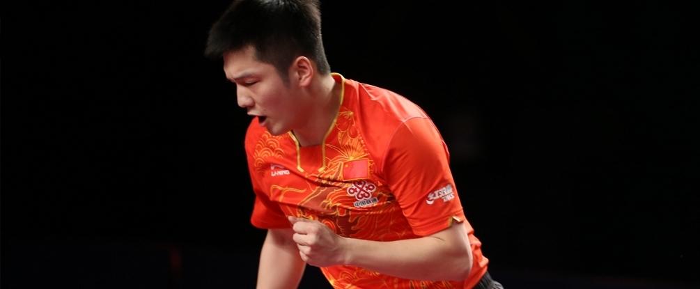 Le Chinois Fan Zhendong