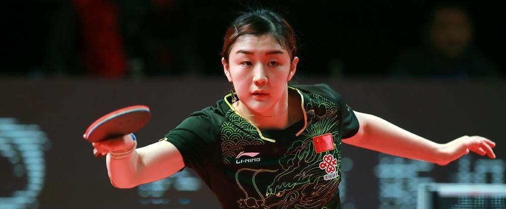 La Chinoise Chen Meng