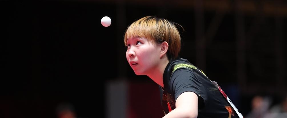 La Chinoise Zhu Yuling