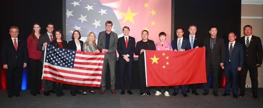 Les États Unis en 2021, la Chine en 2022