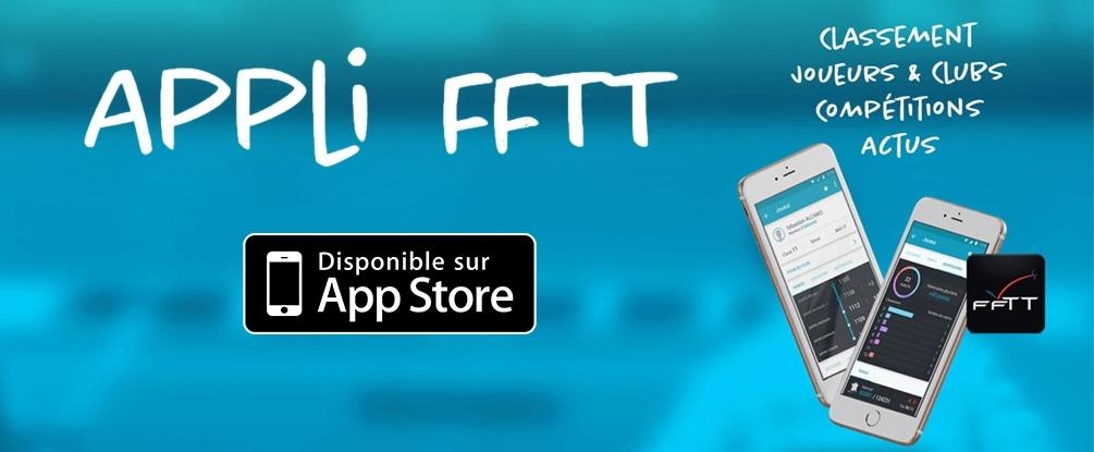 Appli FFTT