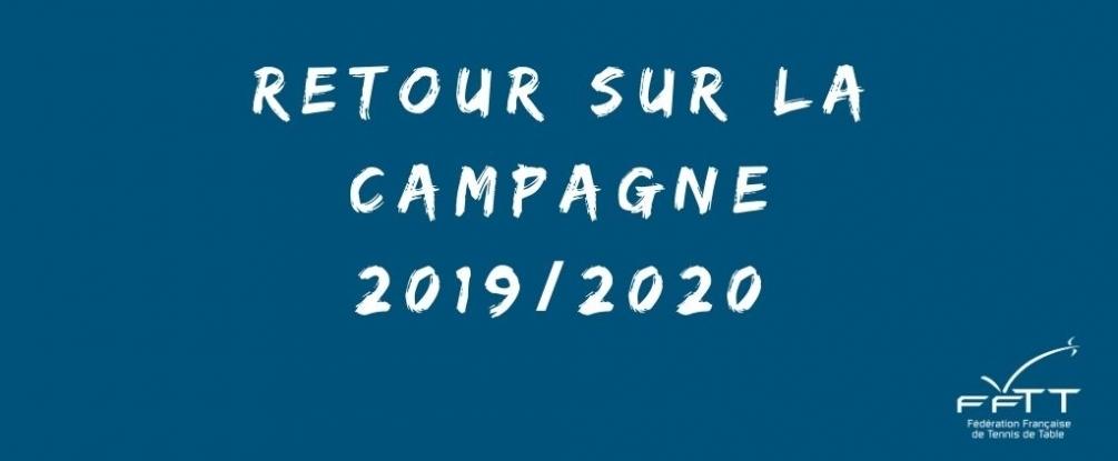 Retour sur la campagne PSF 2019/2020