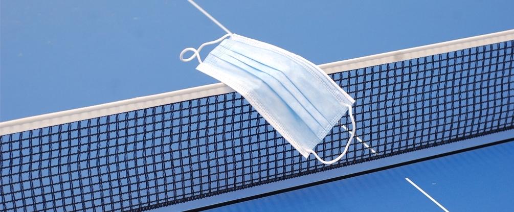 La pratique du tennis de table autorisée par le ministère des sports
