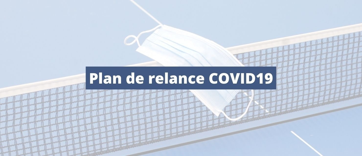 Plan de relance COVID19