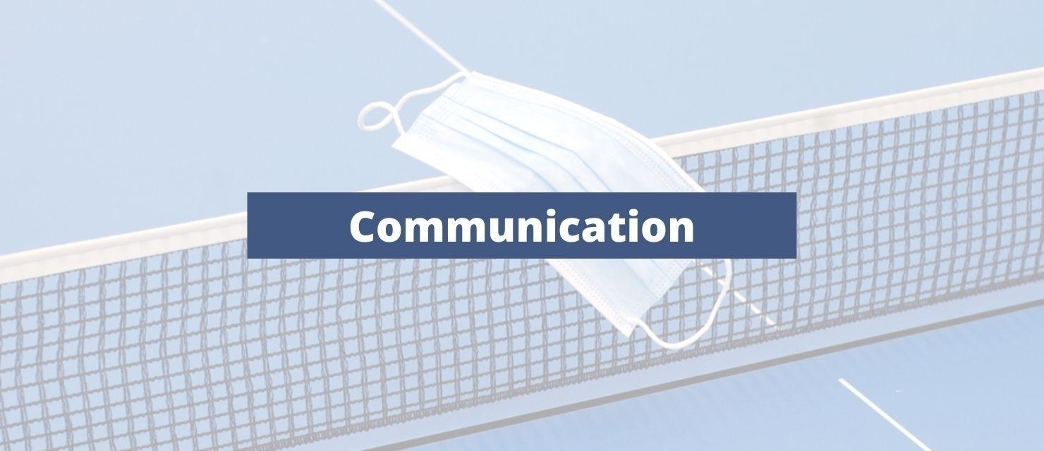 Le plan de relance pour la communication