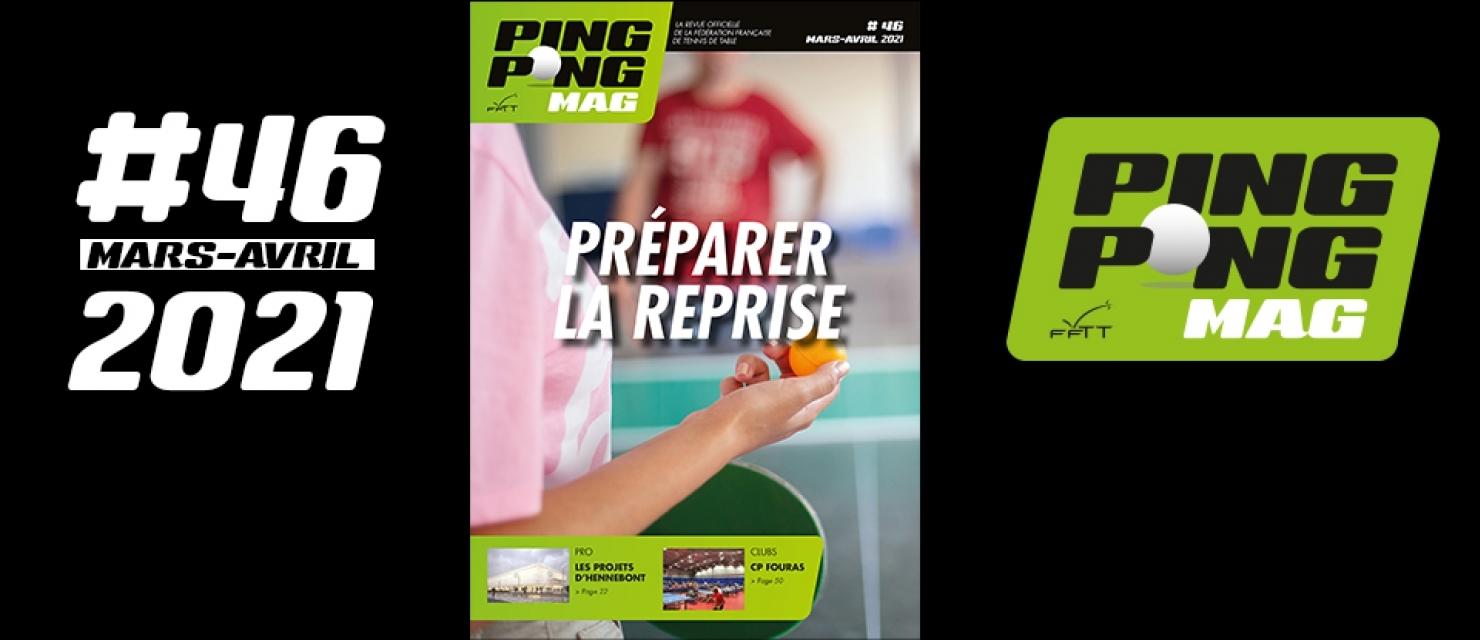 A lire en ce moment dans Ping Pong Mag