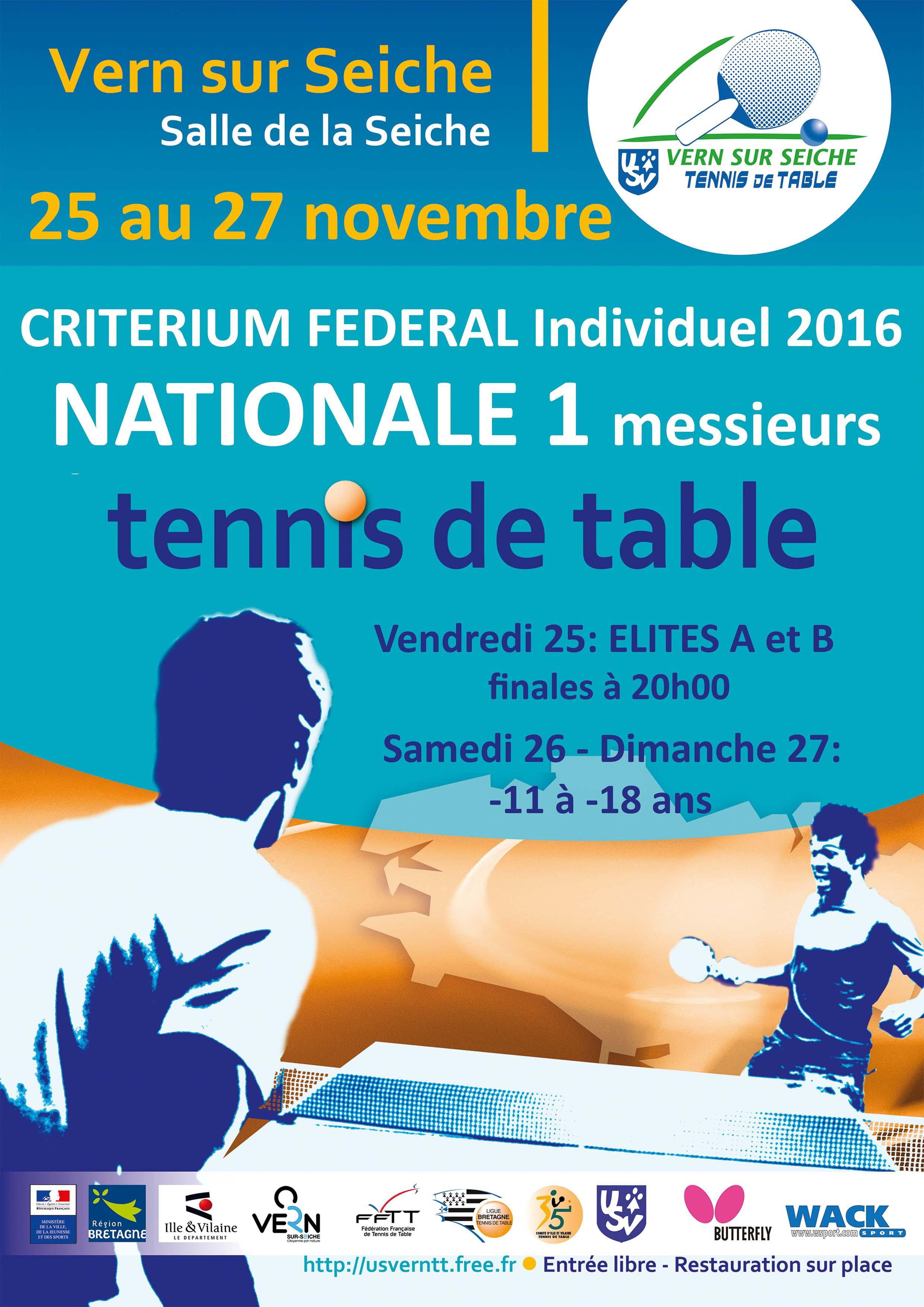 25 heures de tennis de table - Site De La Comp Tition R Sultats Engag Es