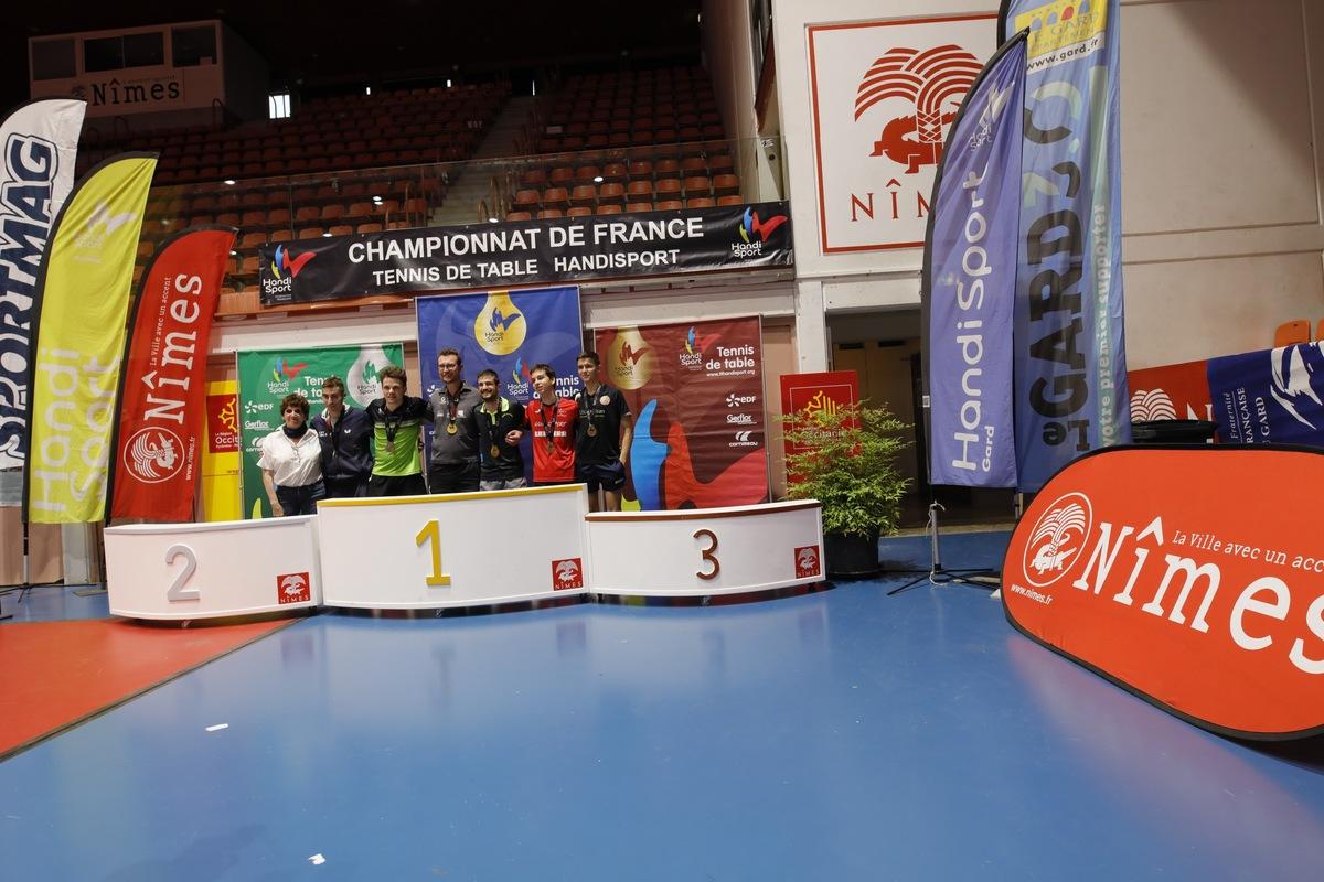 Le Palmares Des Championnats De France Handisport